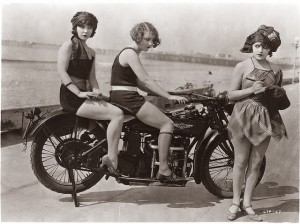 Mack Sennett Bathing Beauties, ca. 1910s-20s (1)