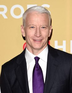 Anderson Cooper (Photo by Andrew H. Walker/Getty Images)