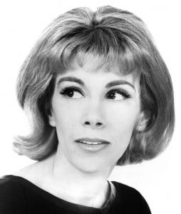 Joan Rivers before drastic plastic