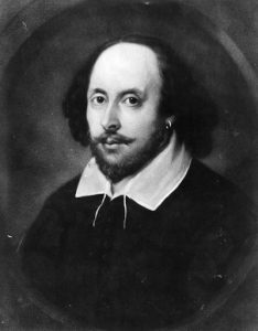 The Bard of Avon, William Shakespeare